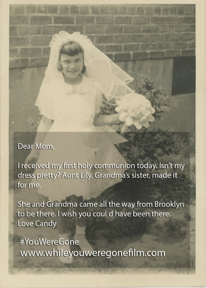 DEAR MOM COMMUNION